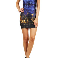 Great Hall Bodycon Dress - LIMITED