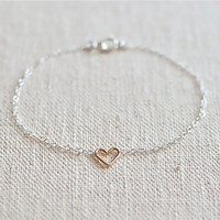 SHIP FREE &quot;Mix Twin&quot; Bracelet (Sterling Silver)
