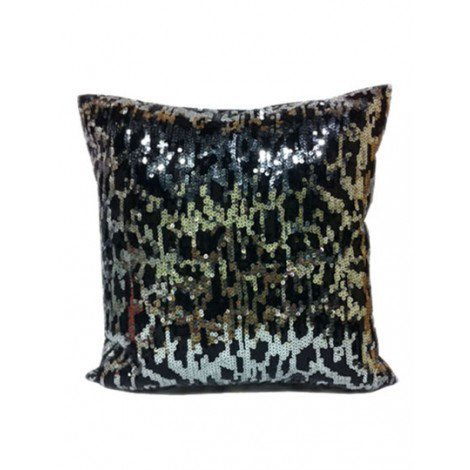 Sequin Cheetah Pillow