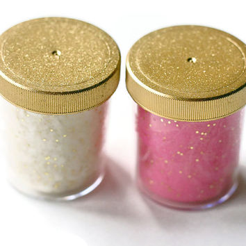 Glitter Lid Play Dough, Handmade Play Dough, Scented Play Dough, Party Favor