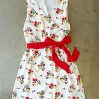 Apple Picking Dress [3224] - $42.00 : Vintage Inspired Clothing & Affordable Summer Dresses, deloom | Modern. Vintage. Crafted.
