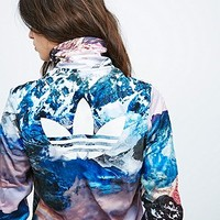 Adidas Mountain Clash Tracksuit Top - Urban Outfitters