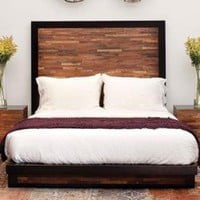 Santomer Bed by Environment Furniture