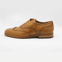UNIS | Common Projects - Wing Tip - Tan