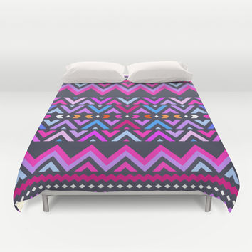 Mix #482 Duvet Cover by Ornaart