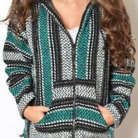 Baja Hoodies - NEW! Surfer's Dream Zip for Women - The World's Greatest Baja Hoodie Selection | Drug Rug