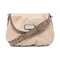 Marc by Marc Jacobs New Q Natasha Crossbody in Beige