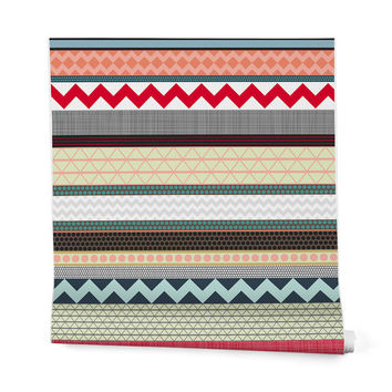Sharon Turner London Beauty Stripe Wrapping Paper - 2' x 10' Roll