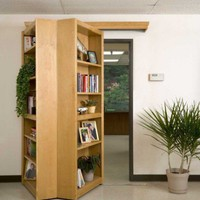 Hidden Bookcase - Opulentitems.com