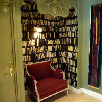 Reading nook. Want.