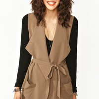 Working Girl Trench