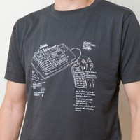 CONSOLLECTION T-Shirt (charcoal grey) | selekkt.com