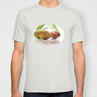 Exotic fruit of the cactus fruit T-shirt by Tanja Riedel | Society6