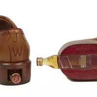 Johnnie Tan Leather Brogue | Blake Stitched Shoes | Oliver Sweeney