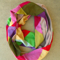 Carnevale Infinity Scarf [3259] - $14.00 : Vintage Inspired Clothing & Affordable Summer Dresses, deloom | Modern. Vintage. Crafted.