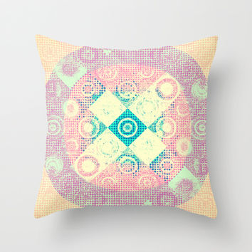 1312 Throw Pillow by SensualPatterns