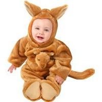Unique Baby Infant Kangaroo Animal Costume (12-18 Months)