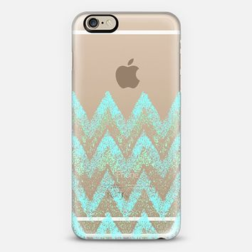 mint mountains iPhone 6 case by Marianna Tankelevich | Casetify