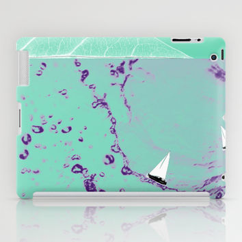 Ocean Wonderland VII iPad Case by Pia Schneider [atelier COLOUR-VISION]