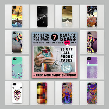 $5 Off Phone Cases + Free Shipping Worldwide by Pia Schneider [atelier COLOUR-VISION]   Society6