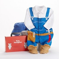 Baby Handyman Outfit Gift Set (Monogram Available)