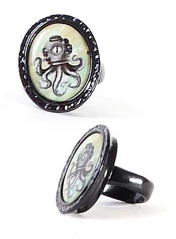 Deep Sea Oddities Ring