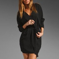 fLuXuS Polly Dress in Black from REVOLVEclothing.com