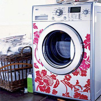 DIY Projects / Vinyl stickers on appliances-i have to do this