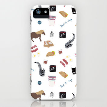 parks & recreation iPhone & iPod Case by Maya Bee Illustrations