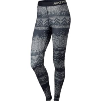 Nike Women's Pro Hyperwarm Nordic Compression Tights   DICK'S Sporting Goods