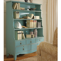 Mcclellansville Bookcase In Choice Of Color : Bookcases at PoshTots