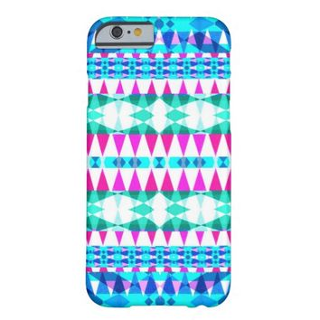 Mix - Blue Tribal iPhone 6 Case
