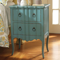 Westhampton Chest In Choice Of Color : Nightstands at PoshTots