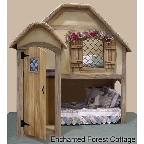 Fairy Tale Bed : Custom Furniture at PoshTots
