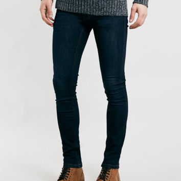 Rinse Wash Spray On skinny fit JEans