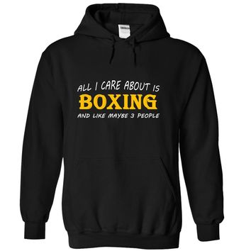 All I care about is Boxin