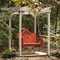 Veranda Swing - Patio Furniture - Outdoor Furniture - Furniture - PoshLiving