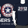 Vote Rogers &amp; Stark 2012 (White Vintage) by Eozen