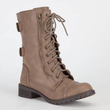 SODA Dome Womens Boots   Boots