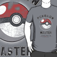 Pokemon Master since 1996 by mokiwolf