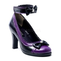 Lolita Glam Ankle Strap Pump - *Prom Ideas* - Gothic, Vampire & Steampunk stuff at GothicPlus.com (Powered by CubeCart)