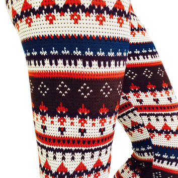 Leggings- Soft N Stretchy Cozy Up - Cozy Up