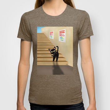 Go upwards T-shirt by BATKEI