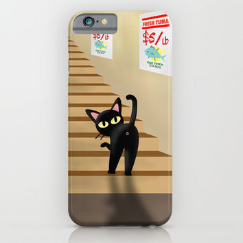 Go upwards iPhone & iPod Case by BATKEI