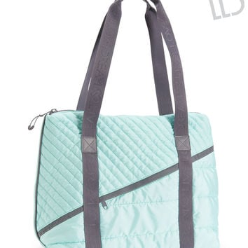 Aeropostale  LLD Quilted Duffel Bag