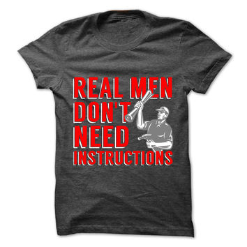 Real Men Dont Need Instru