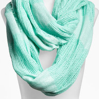 BP. Shimmer Stripe Infinity Scarf | Nordstrom