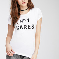 N° 1 Cares Graphic Tee
