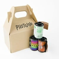 Photojojo's Rare Film Gift Pack