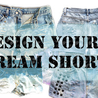 Design Your Very Own Dream Shorts